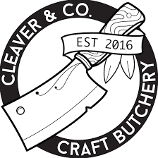 Cleaver and Co Quality Meats Logo