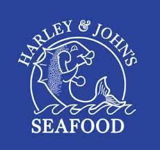 Harley & Johns Seafood Logo