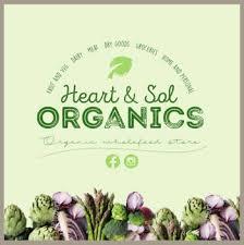 Heart & Sol Organics Logo