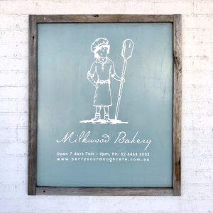 Milkwood Bakery Logo