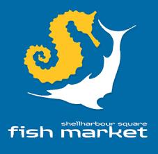 Shellharbour Square Fish Market Logo